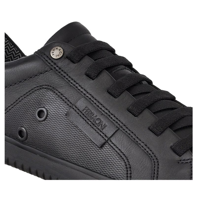 c7939245ad2 Pro 0000001021363-0001. 1  2  3  4  5. Ferracini 24h   Calçados   Esportivo .  Sapato Ferracini Masculino Lunar Plus Preto