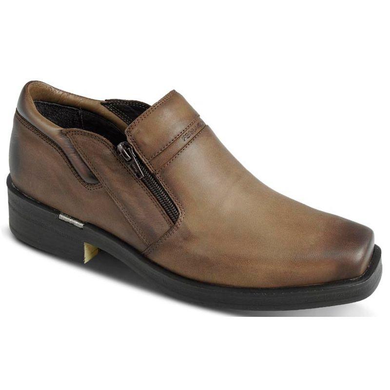 b4bca88fe1 Pro 0000022231116-0001. Ferracini 24h   Calçados   Casual . Sapato  Ferracini Masculino Urban Way Taupe